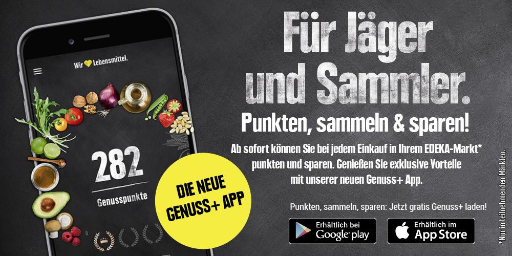 Genuss+ App